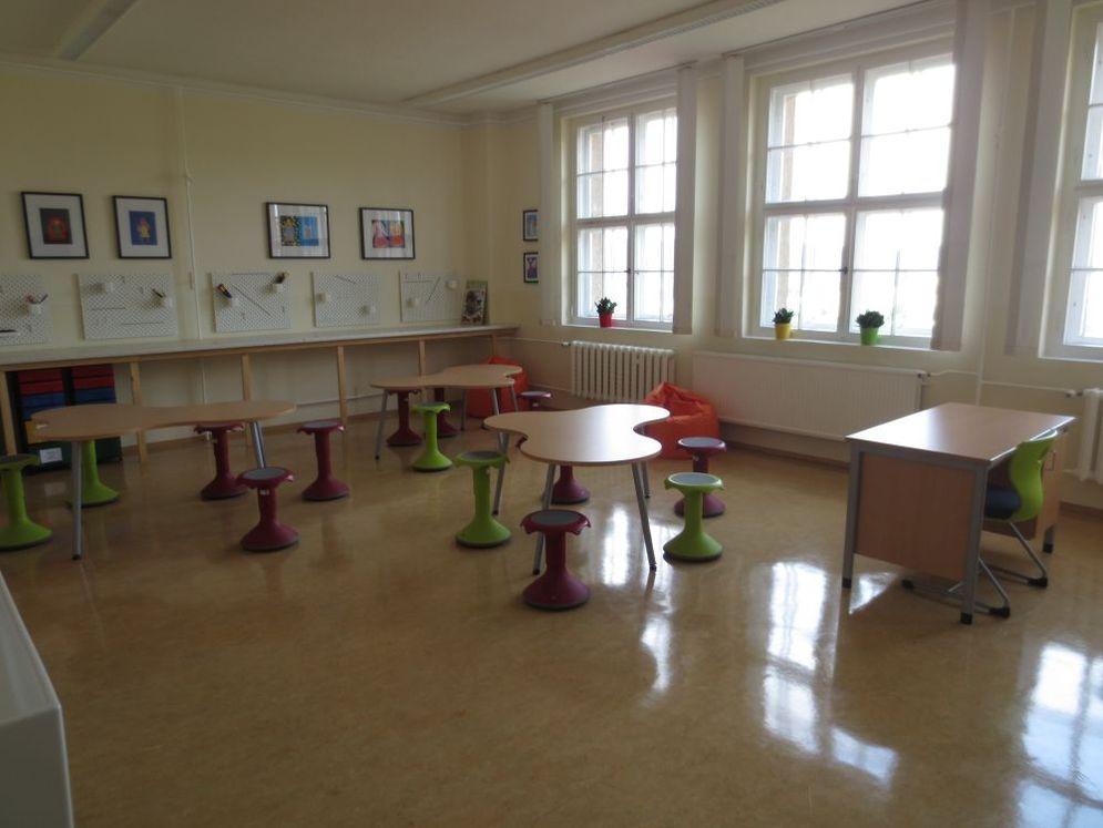 Interkulturelle Kreativwerkstatt in der 3. Etage