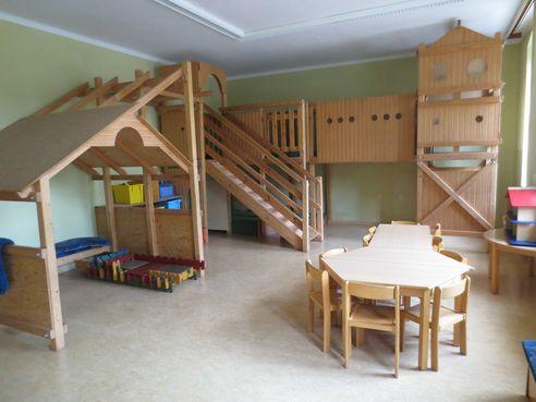 zweites Spielzimmer für unsere Hortkinder