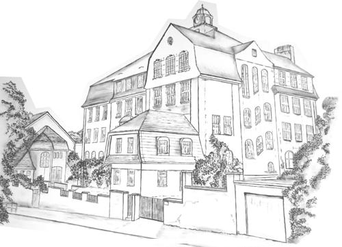 Logo Pfortener Schule Gera